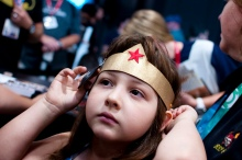 Tiny Wonder Woman via Creative Commons